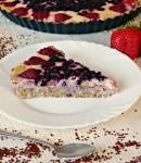 Quinoa koláč se šmakounemsovou smetanouun.eu