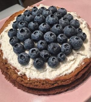 Borůvkový dezert - smakoun.eu