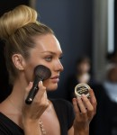 Max Factor Behind the Scenes with Candice Swanepoel for Creme Puff Blush